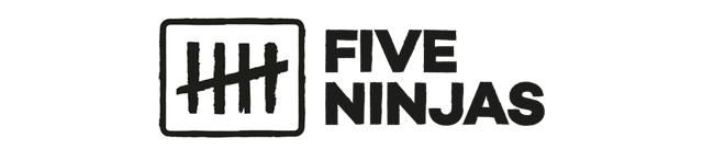 FiveNinjas Slice Media Player - logo