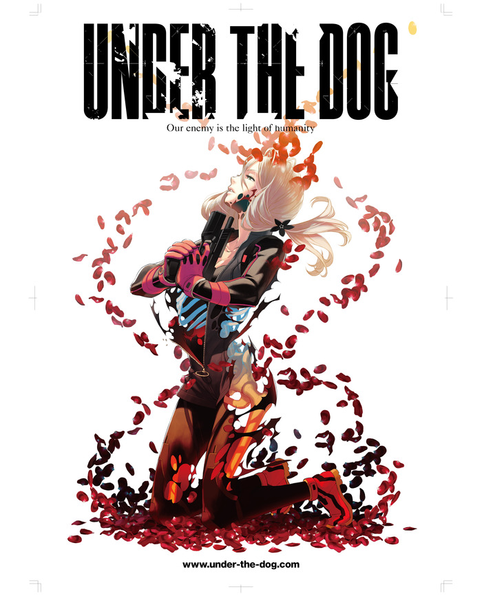 [ANIME] Under The Dog 46fecd66f4a9af84c399d71a736fd6e9_large