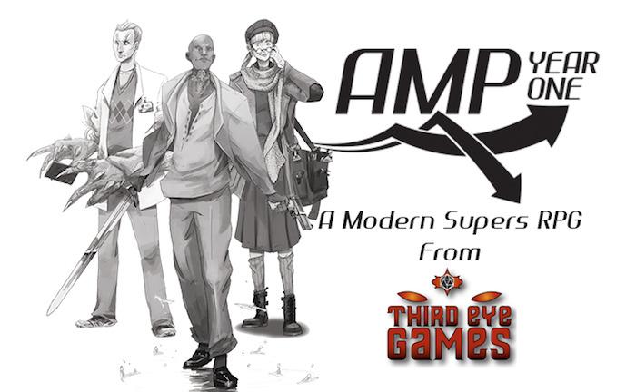 Amp: Year One