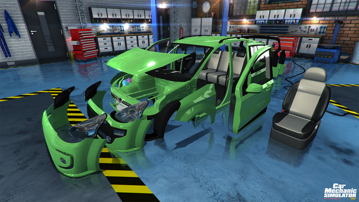 car mechanic simulator 2015 how to get to auction