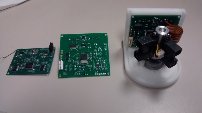 Different versions for PCB Boards