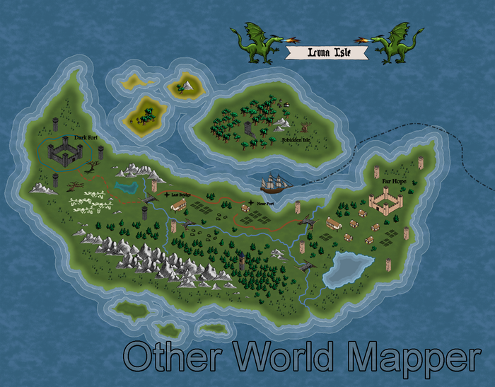 The piazza view topic kickstarter other world mapper other world mapper is a windows design program for making world maps and will be distributed via a digital download gumiabroncs Images