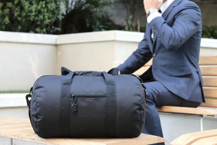 Bomber Barrel - Best Damn Duffel Bag | Indiegogo