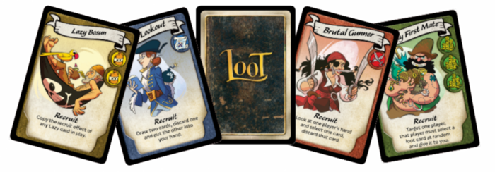 Sample Final Card Designs