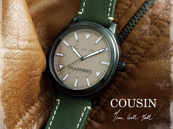 Kickstarter Limited Edition, Cousin Collection TCN02