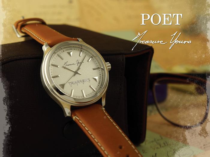 Kickstarter Limited Edition, Poet Collection TPT02