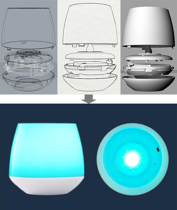 เร็วๆนี้พบกับ PLAYBULB candle - Color LED Flameless Candle with Mobile App ลำโพงที่ตอบสนองการฟังเพลงและแสงสีให้กับคุณ