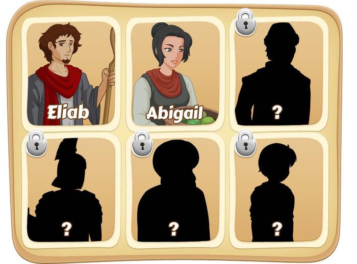 Cada semana iremos desbloqueando uno de los personajes del juego