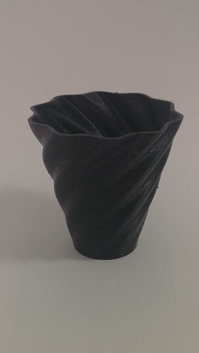Vase at 0.05mm Layer Height
