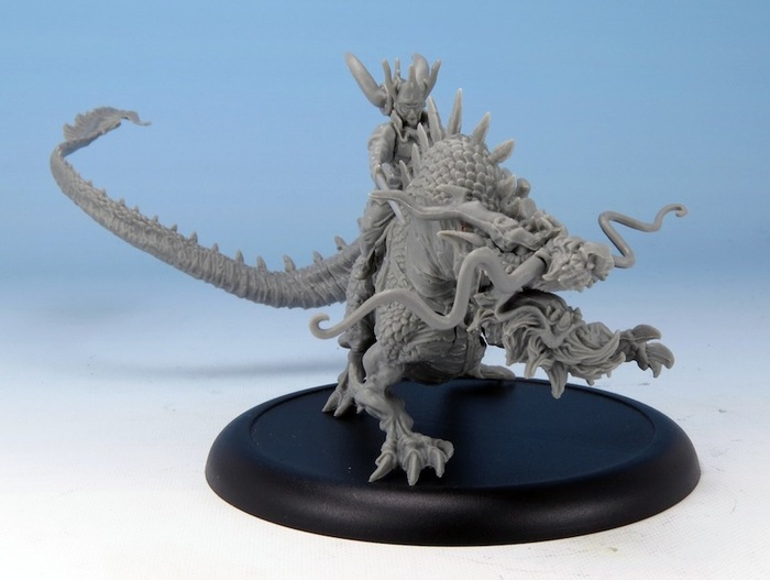 Wrath of Kings: FuLeng Devourer