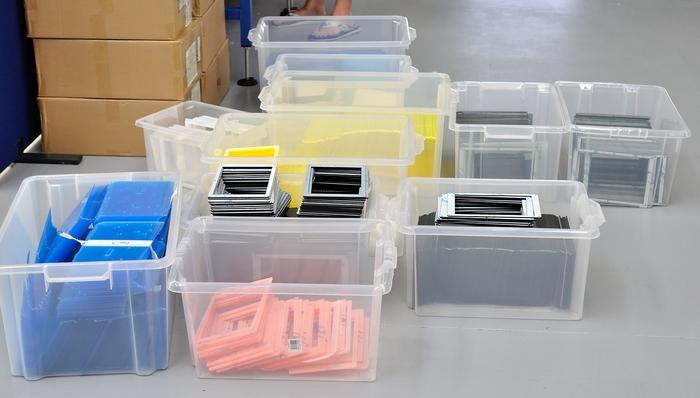 Case parts stock as at 10 Sep 2014