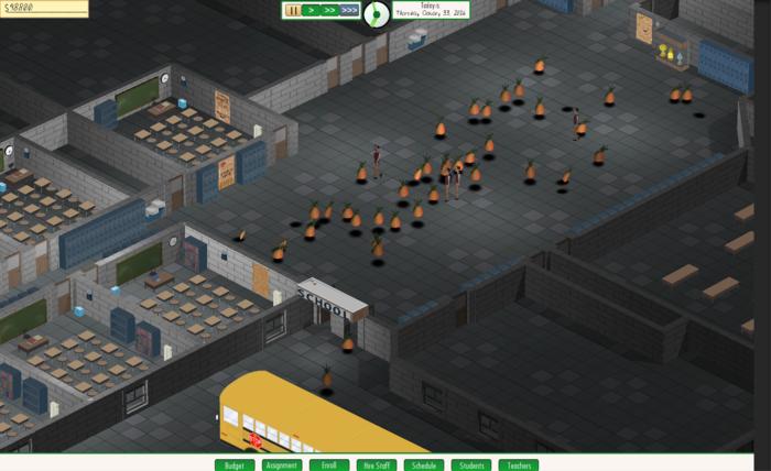Alpha prototype screenshot