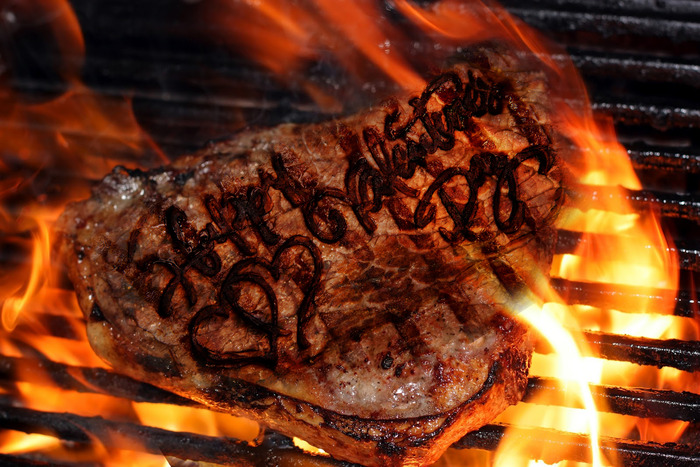 Steak Branding Iron >> Big Fat Daddy's Famous BBQ Barbecue Barbeque Pit Beef Got Beef? ®: Coolest Steak Branding Irons