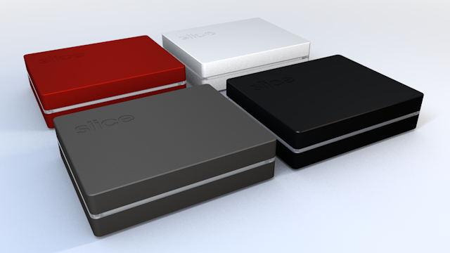 Slice's Four Free Colour Upgrade Options!