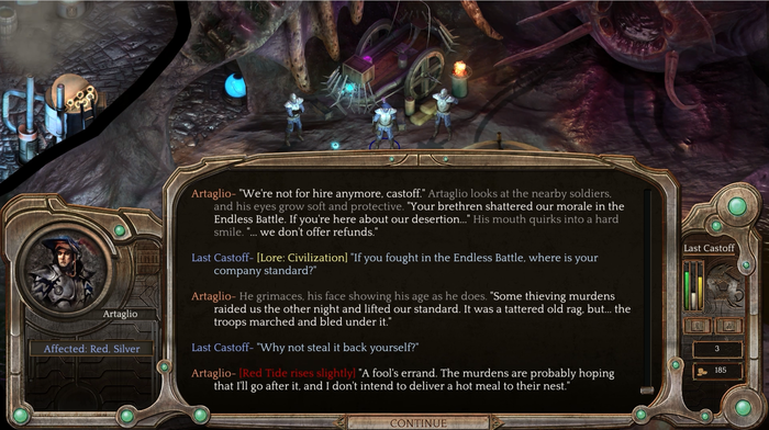 Updated our Journal (33): Forget the Screenshot - inXile Forums