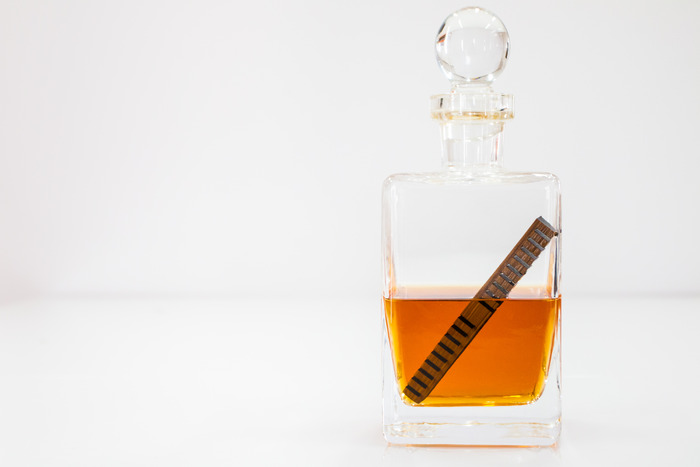 CUSTOMIZE YOUR FAVORITE WHISKEY IN 24HRS
