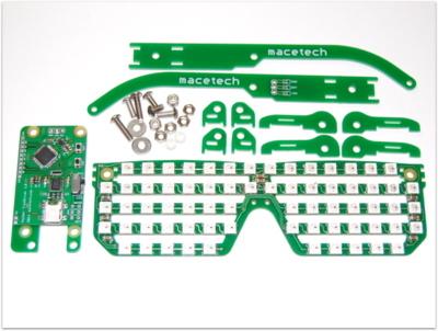 RGB LED Shades Kit
