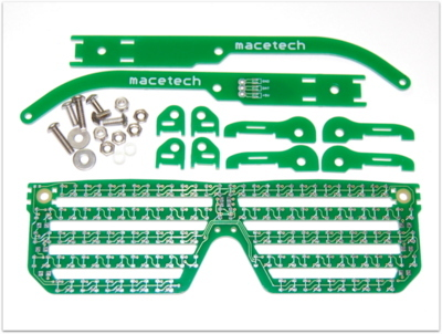 Bare Bones Kit (PCBs and hardware only)