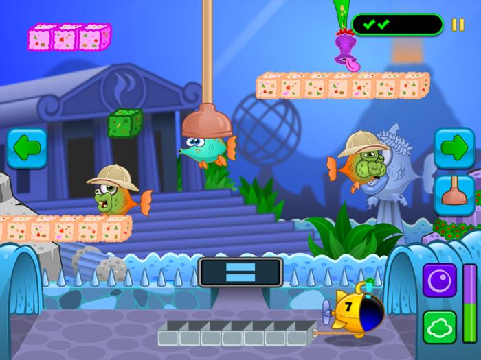 ... Fish Bits - Fun Mobile Math Game! by Primal Math ? Kickstarter