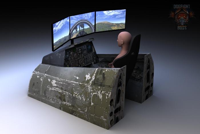 Obutto Cockpit
