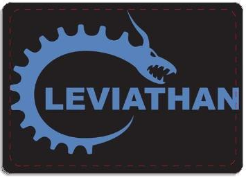 L'aimant à l'effigie du projet Leviathan