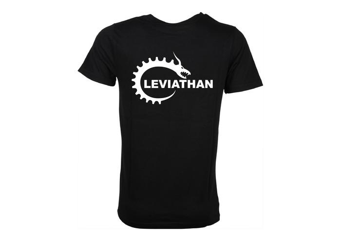 Le T-shirt de l'équipe Leviathan