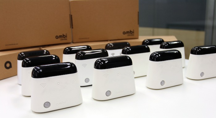 Limited Edition beta units that have been recently assembled.