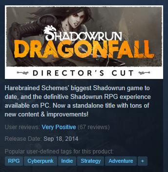 shadowrun dragonfall false flag bug