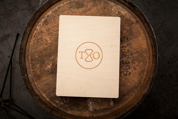 LIMITED EDITION WOOD BRAND BOX