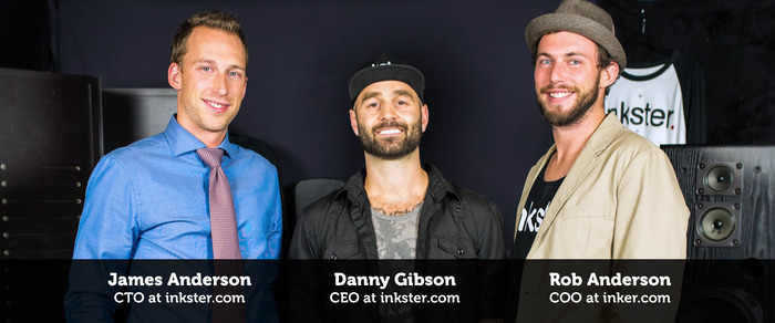 The team behind inkster.com