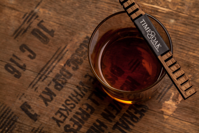 Personalize your favorite whiskey and drink it the way you want.