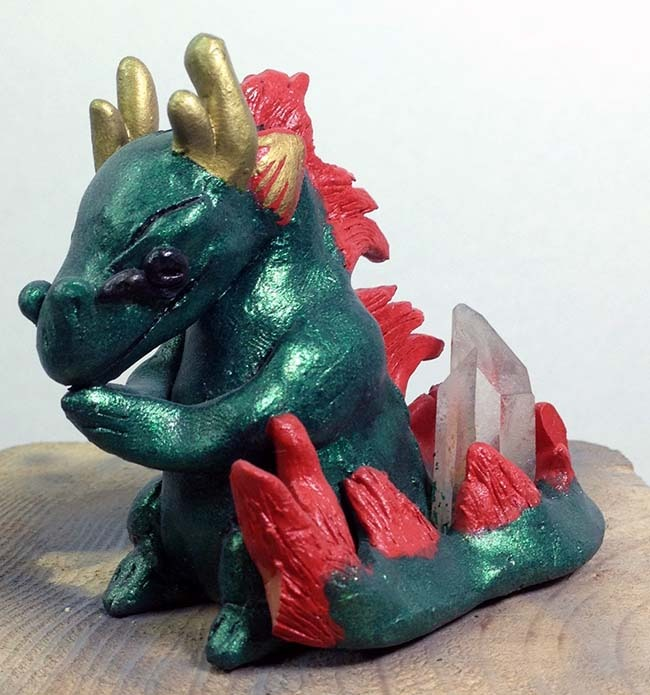 """First Ever """"Happy Dragon"""""""