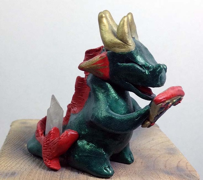 """2nd Ever """"Happy Dragon"""""""