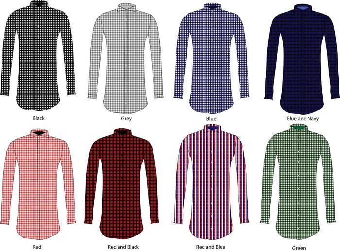 Gentlemen of york go york by c norkett j corredor d for 100 egyptian cotton shirts