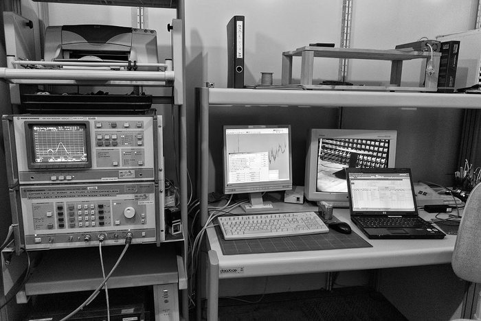 It is amazing what EMC test needs apart from antennas!