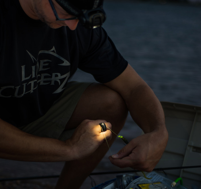 https://www.kickstarter.com/projects/487194613/the-line-cutterz-ring-a-ring-that-cuts-fishing-lin