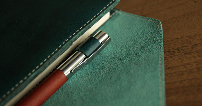 Large Wrap Journal