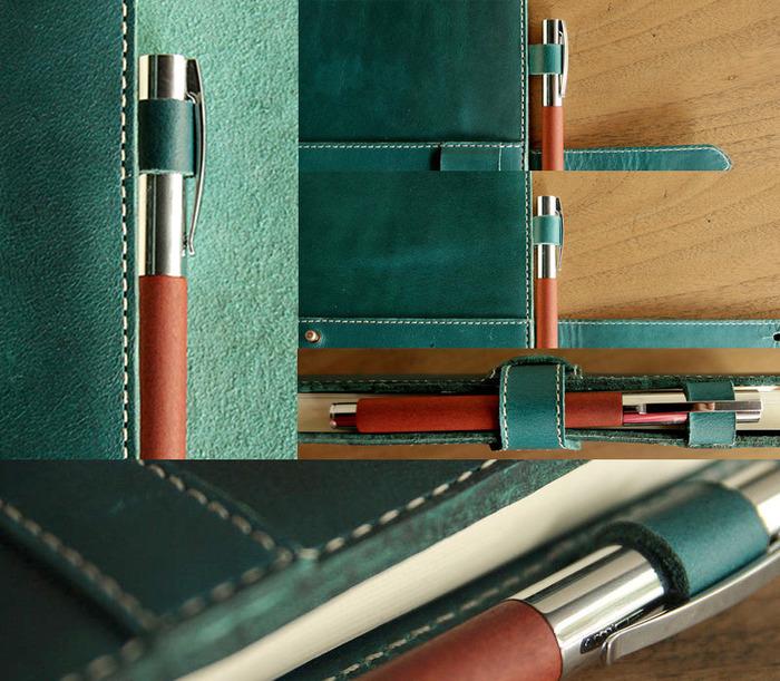Pen loop details