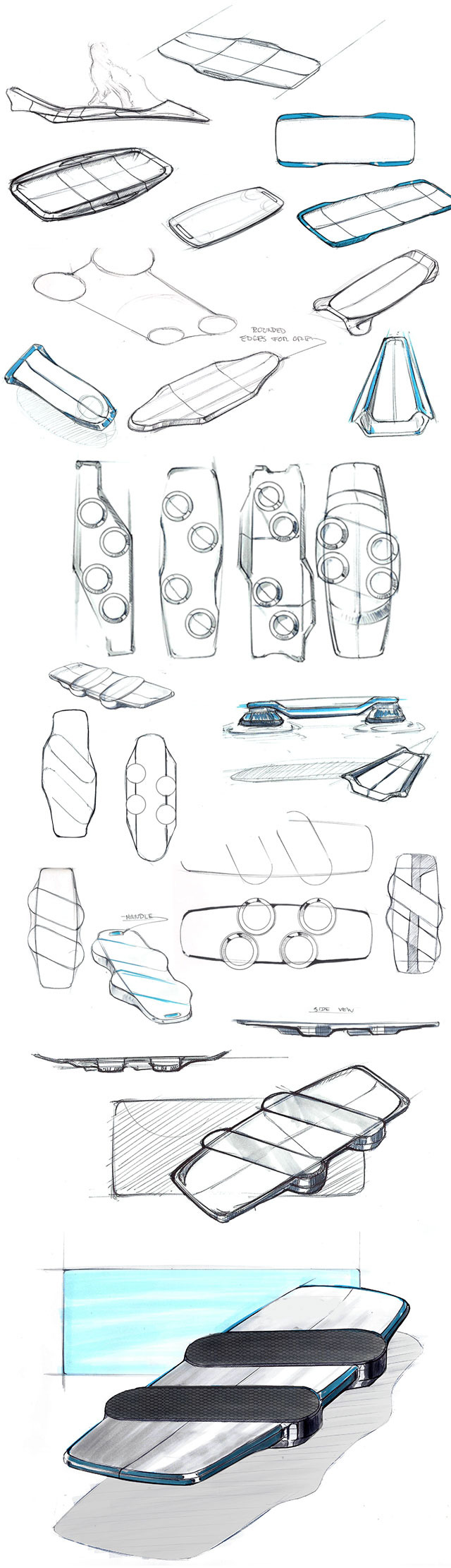 Hoverboard Plans Hendo Hoverboards Worlds First Real Hoverboard Epic Geekdom