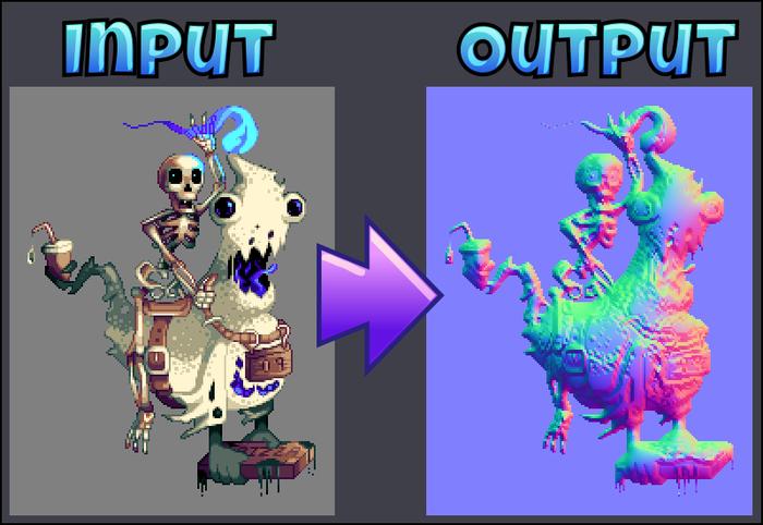 Game Design and Art: Sprite DLight
