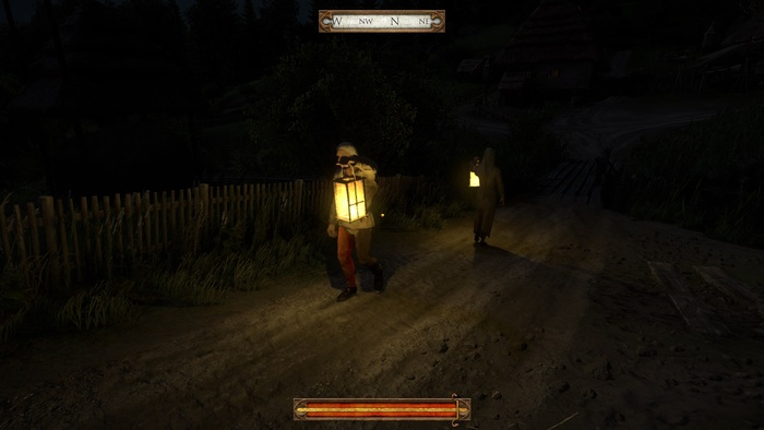 Kingdom Come: Deliverance Tech Alpha Night