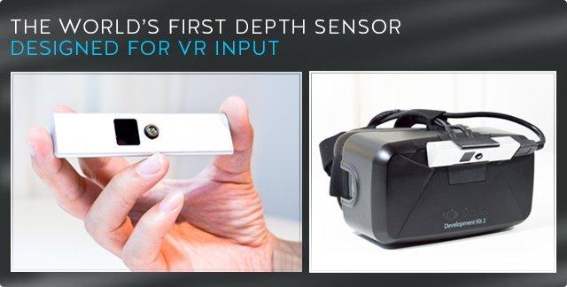 Nimble Sense VR