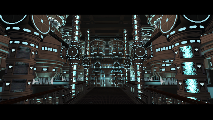 This anti-matter is put to use in machines such as the warp-coil, and high-capacity shield projectors
