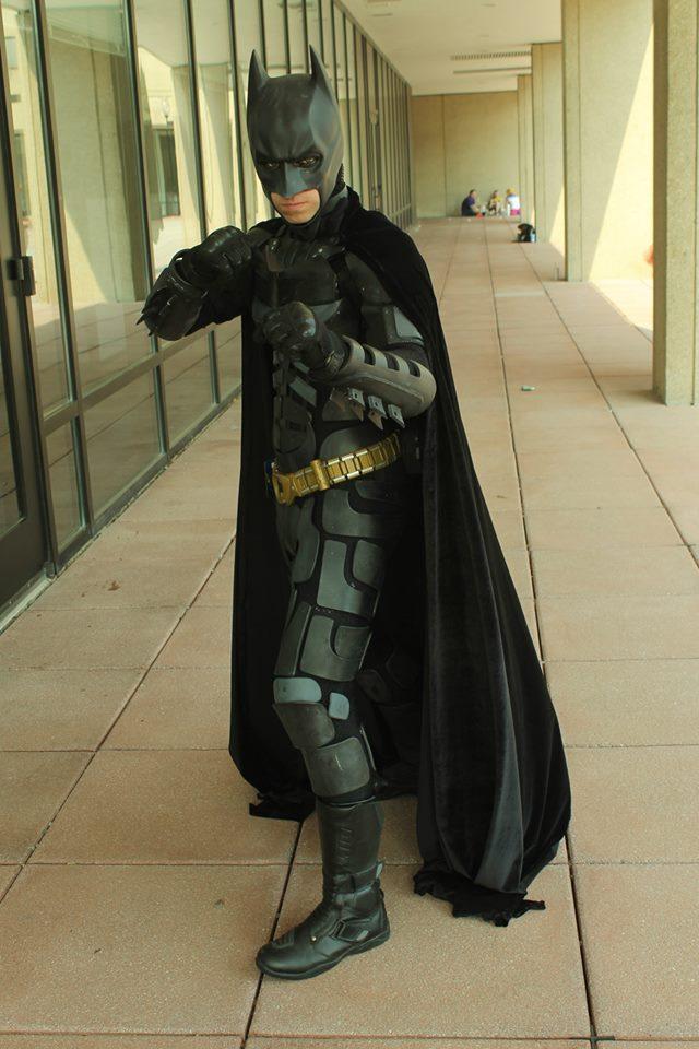 Batman Real Combat Armor By Jackson Gordon Kickstarter