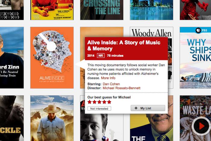Alive Inside on Netflix!