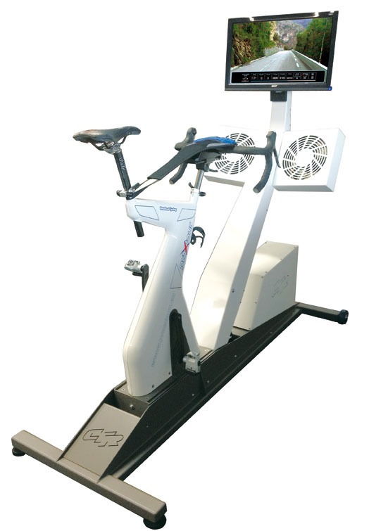 Virtureal cycling unique indoor bike training dutch for Indoor cycle design