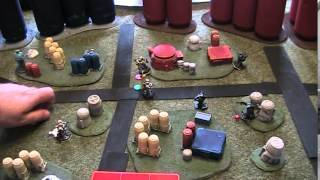 Two Turn Game Example Video Link.