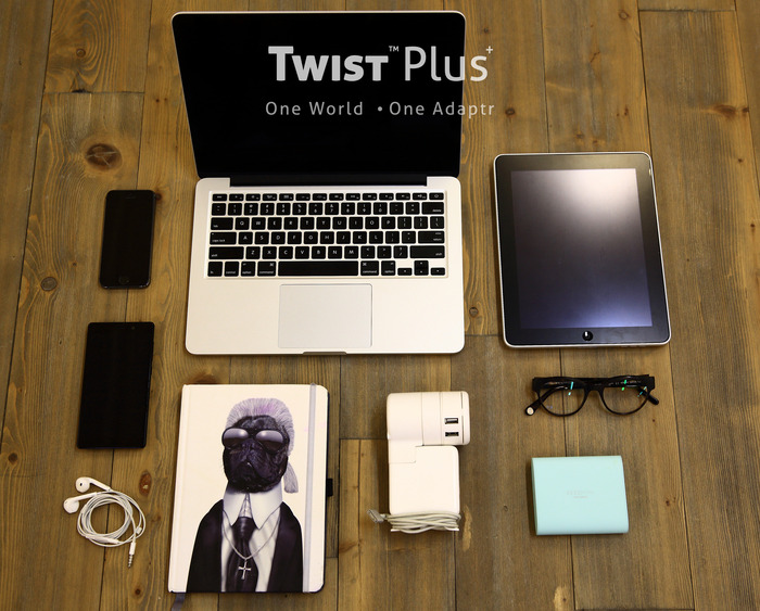 Twist Plus - Less Clutter