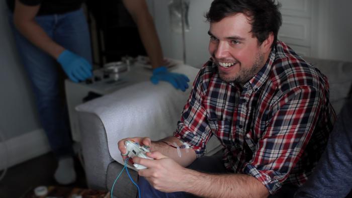 El Kickstarter que te saca la sangre mientras juegas, cancelado