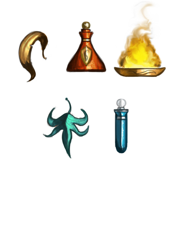 A few basic items
